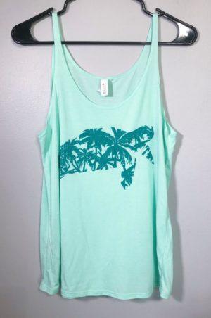 Sea Turtle made of Palm Trees (Ladies)