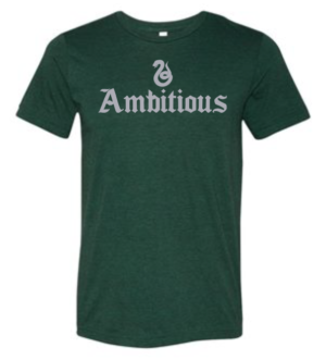 Ambitious | Slytherin
