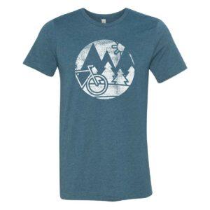 Circle Bike | Tee