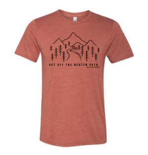 Marty Up North | Off The Beaten Path | Tee