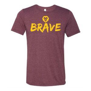 Brave | Tee