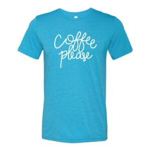 Coffee Please | Unisex Tee