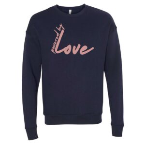 Powered by Love | Sweatshirt
