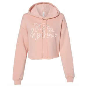Stars Hollow | Ladies Cropped Hoodie