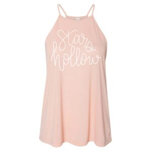 Stars Hollow | Ladies High Neck Tank