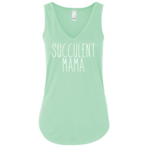 Succulent Mama | Ladies Tank