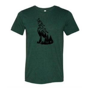 Wolf Mountain Spruce | Tee