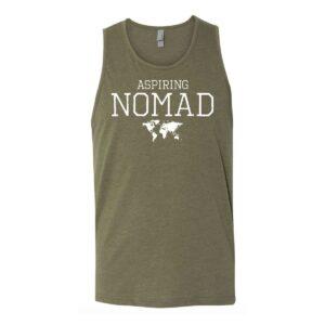 Aspiring Nomad | Unisex Tank