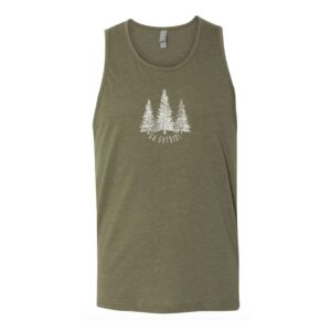 Go Outside | Unisex Tank