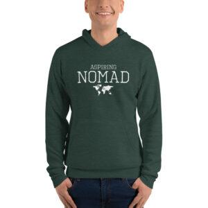 Aspiring Nomad | Unisex Hoodie