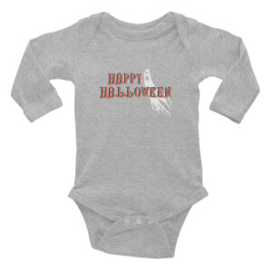 Happy Halloween | Infant Long Sleeve Bodysuit