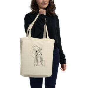 Flower Self Grow | Eco Tote Bag