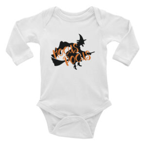 Hocus Pocus | Infant Long Sleeve Bodysuit