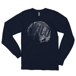 Moon Tree Wild | Unisex Long Sleeve Tee | Made in the USA