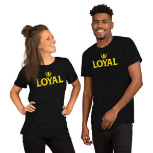 Loyal | Badger | Unisex Tee