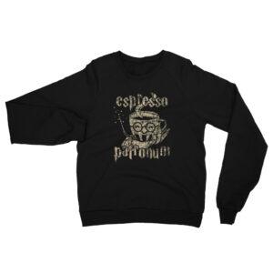 Espresso Patronum | Unisex Raglan Sweatshirt