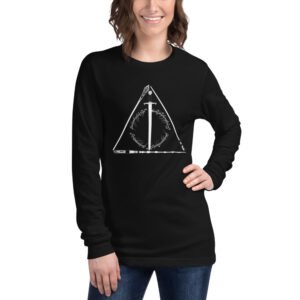 Fandom Hallows | Unisex Long Sleeve Tee