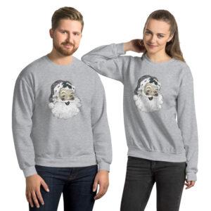 Vintage Santa | Unisex Sweatshirt