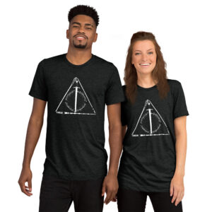 Fandom Hallows | Unisex Tri-blend Tee