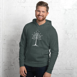 The White Tree | Unisex Hoodie