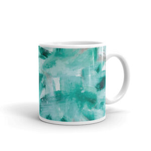 Green Painted | Mug