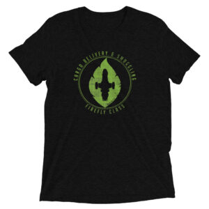 Firefly | Cargo and Smuggling | A Leaf on the Wind | Browncoats | Unisex Tri-Blend Tee