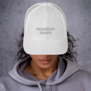 Mountain Mama | Trucker Cap