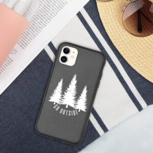 Go Outside | Biodegradable iPhone Case