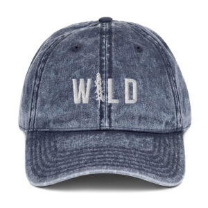 Wild | Vintage Cotton Twill Cap