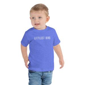 Littlest Bird | Toddler Short Sleeve Tee