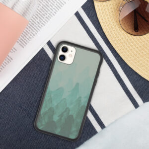 Painted Forest | Biodegradable iPhone Case