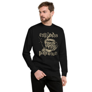 Espresso Patronum | Unisex Fleece Pullover