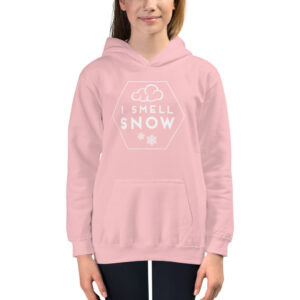 I Smell Snow | Youth Hoodie