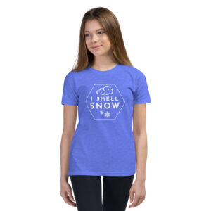 I Smell Snow | Youth Tee