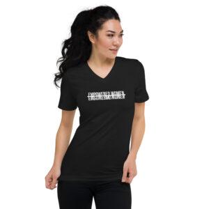 Empowered Women Empowering Women | Unisex V-Neck Tee