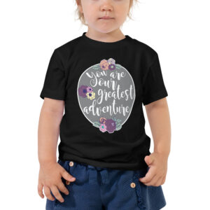 You Are Our Greatest Adventure | Toddler Tee