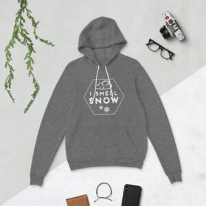 I Smell Snow | Unisex hoodie