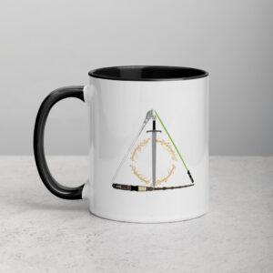 Fandom Hallows | Mug with Color Inside