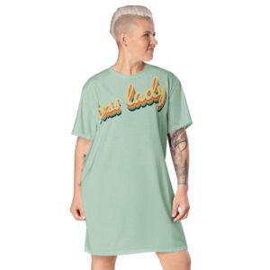 Boss Lady | Edgewater | T-shirt Dress